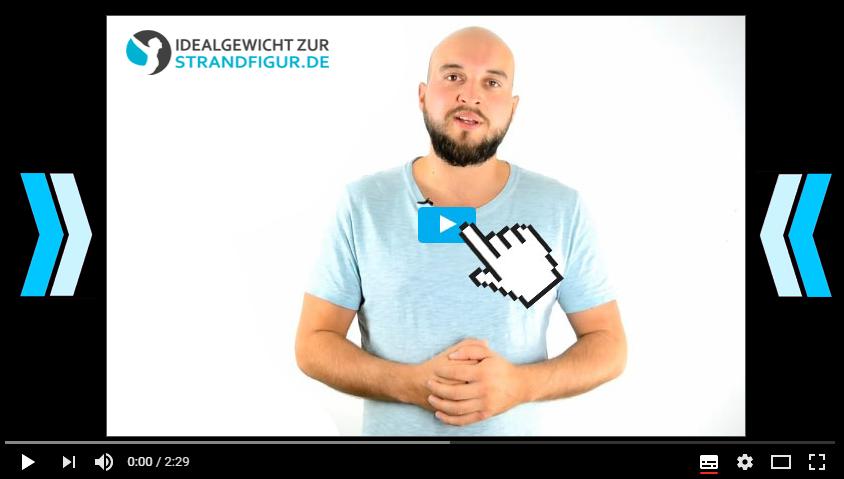 Gesunde ernährung abnehmen erfährst du in diesem Video