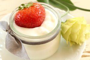 Mit Joghurt durch eine gesunde Ernährung abnehmen