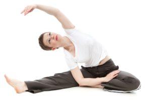 Schnell abnehmen ohne Diät mit Dehnungsübungen. Werden Sie schnell schlank und vital