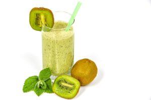 Shakes zum Abnehmen mit gesunden Kiwis