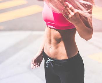 Bauch Weg Diät, der Diätplan für einen flachen Bauch